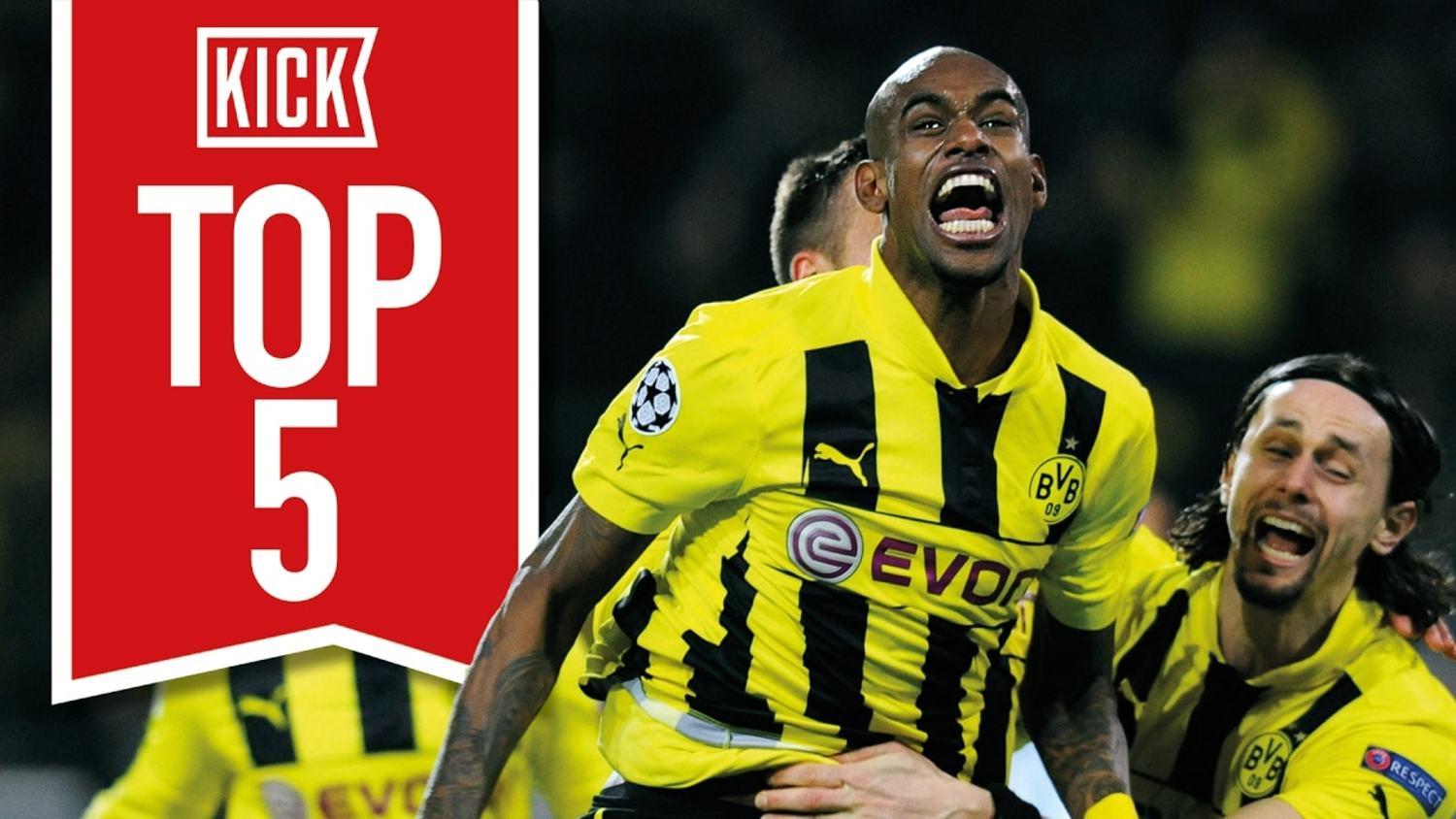 Top 5 Epic UCL Knockout Round Clashes