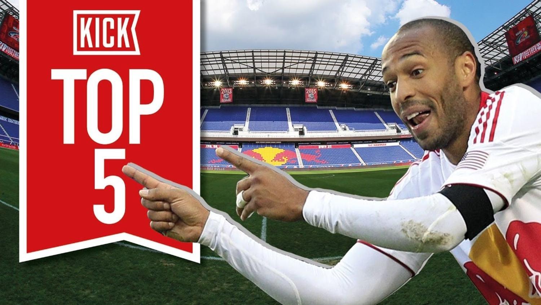 Top 5 Most Outrageous MLS Goals