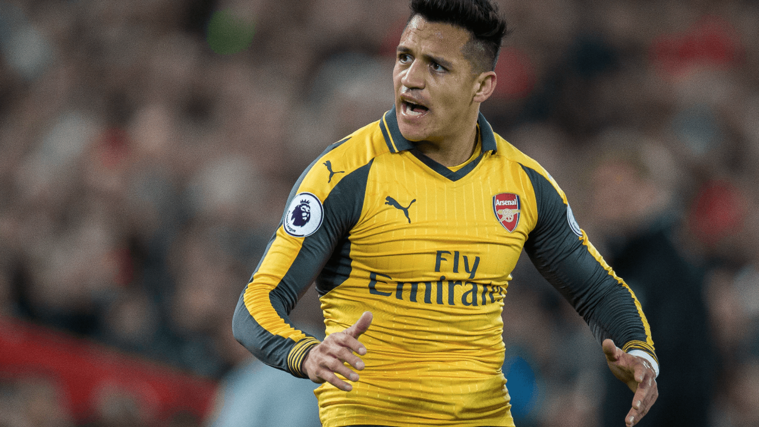 Alexis Sanchez and Wenger to Trigger Arsenal Downfall?