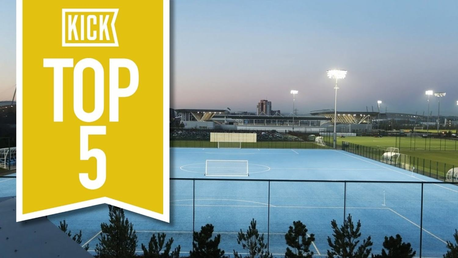 Top 5 Training Grounds In The World