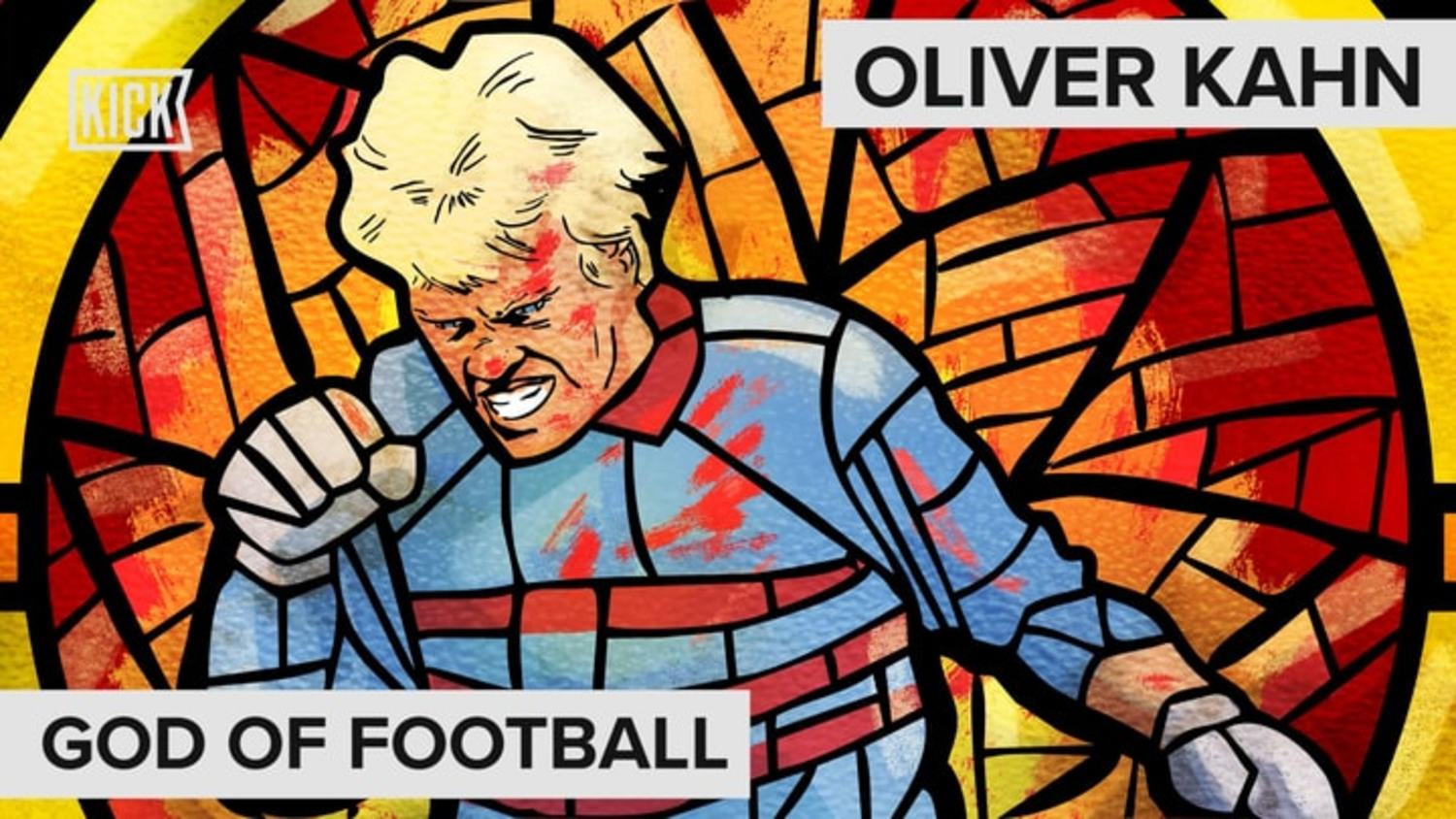 Oliver Kahn — God of Football