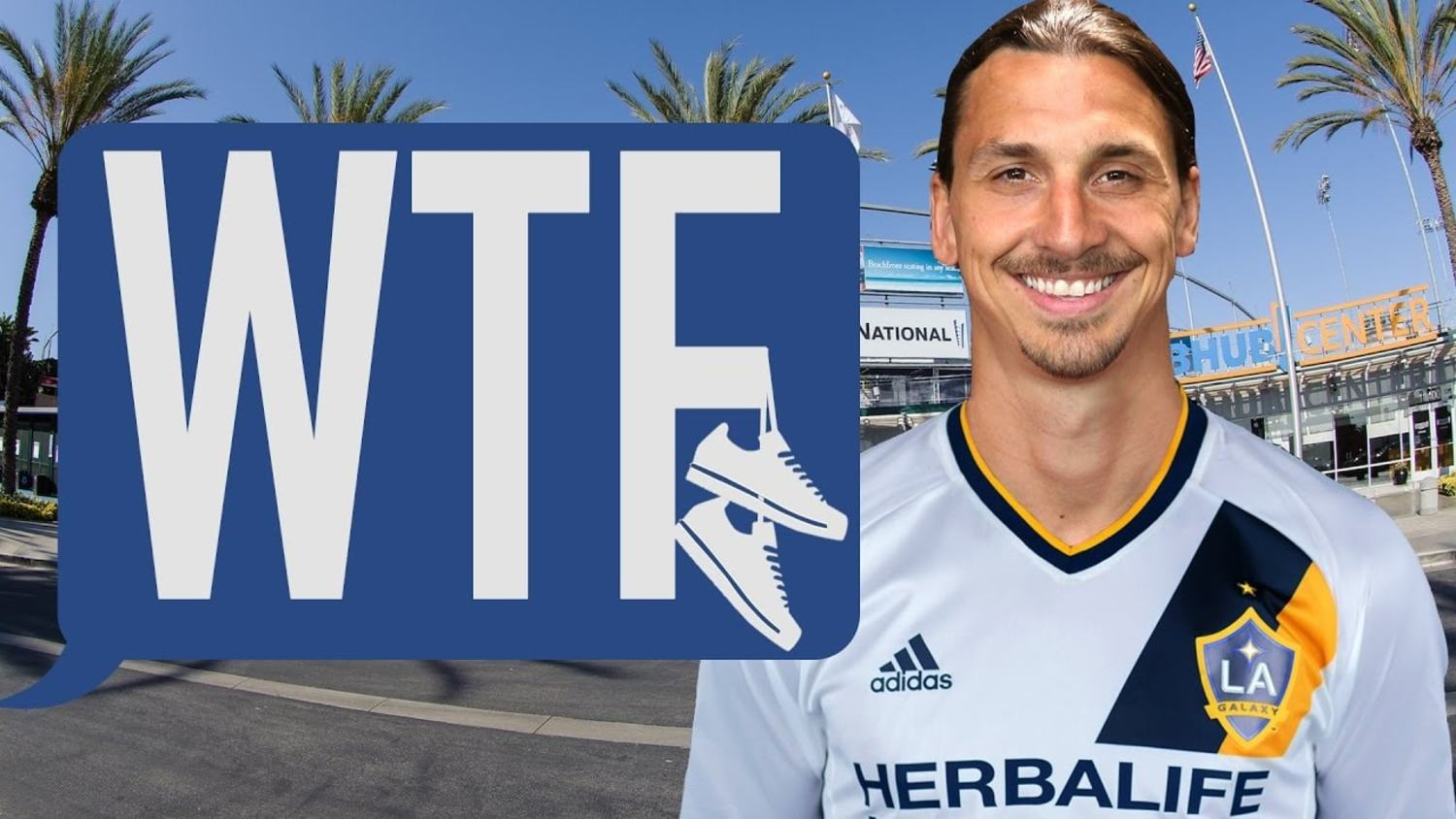 Zlatan To The LA Galaxy, Seriously? | WTF