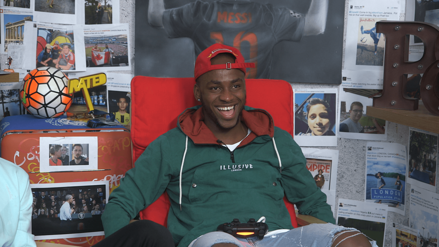 FIFA and Chill with Saido Berahino: On Stoke City, growing up as a refugee and more