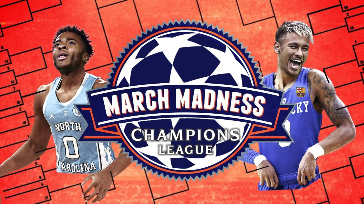 MARCH MADNESS: CHAMPIONS LEAGUE EDITION