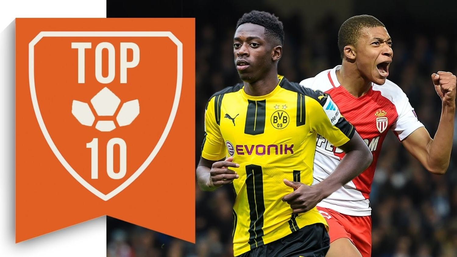 Top 10 Breakthrough Wonderkids Of The Season