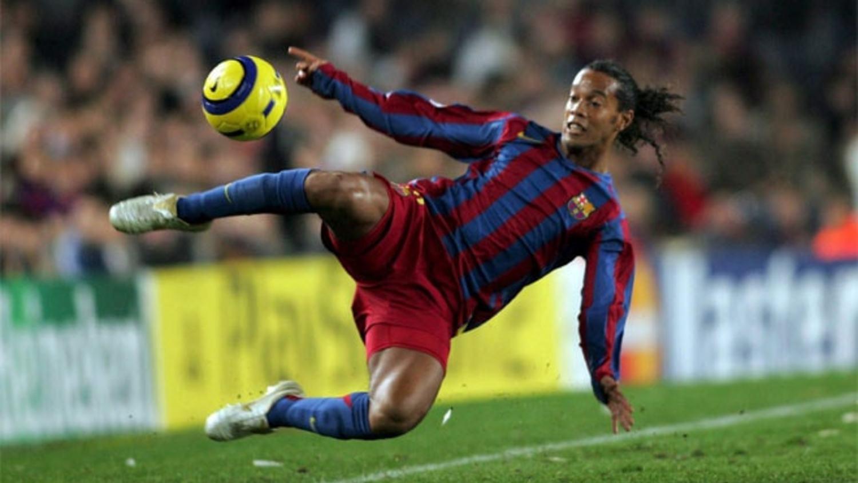 Happy birthday, Ronaldinho!
