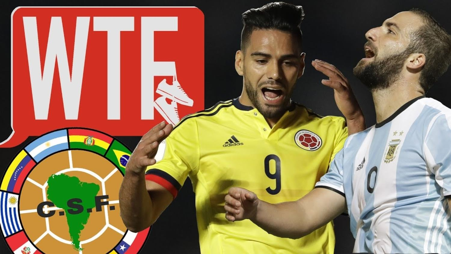 Which CONMEBOL Teams Will Miss The World Cup? WTF