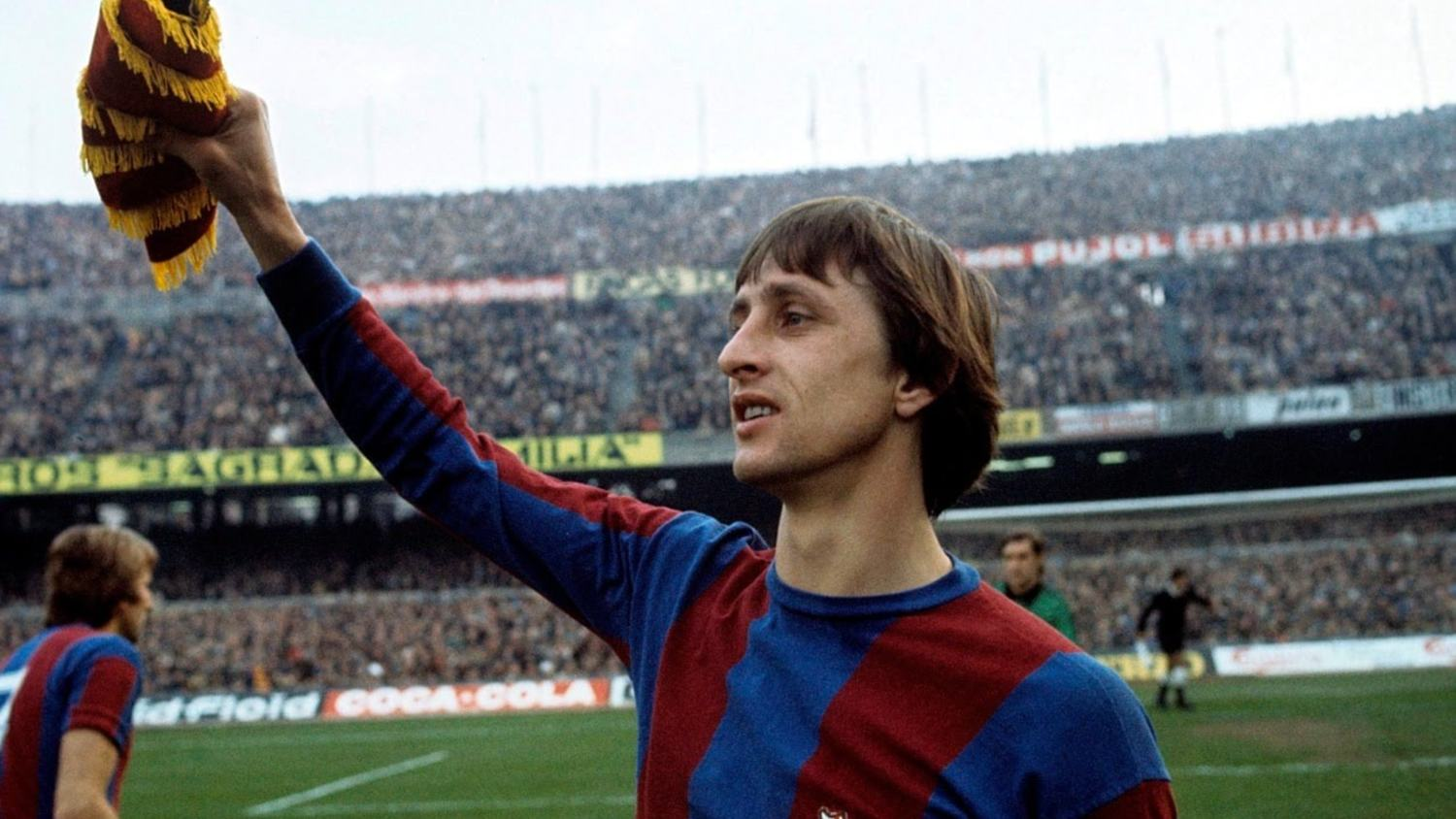 Johan Cruyff: A Legend on the Field and Touchline