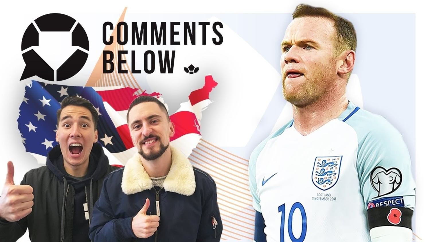Is Rooney's England Career Over? | Comments Below
