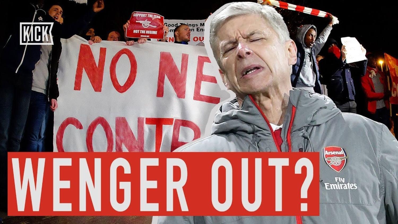 Should Arsene Wenger Stay Or Finally Go?
