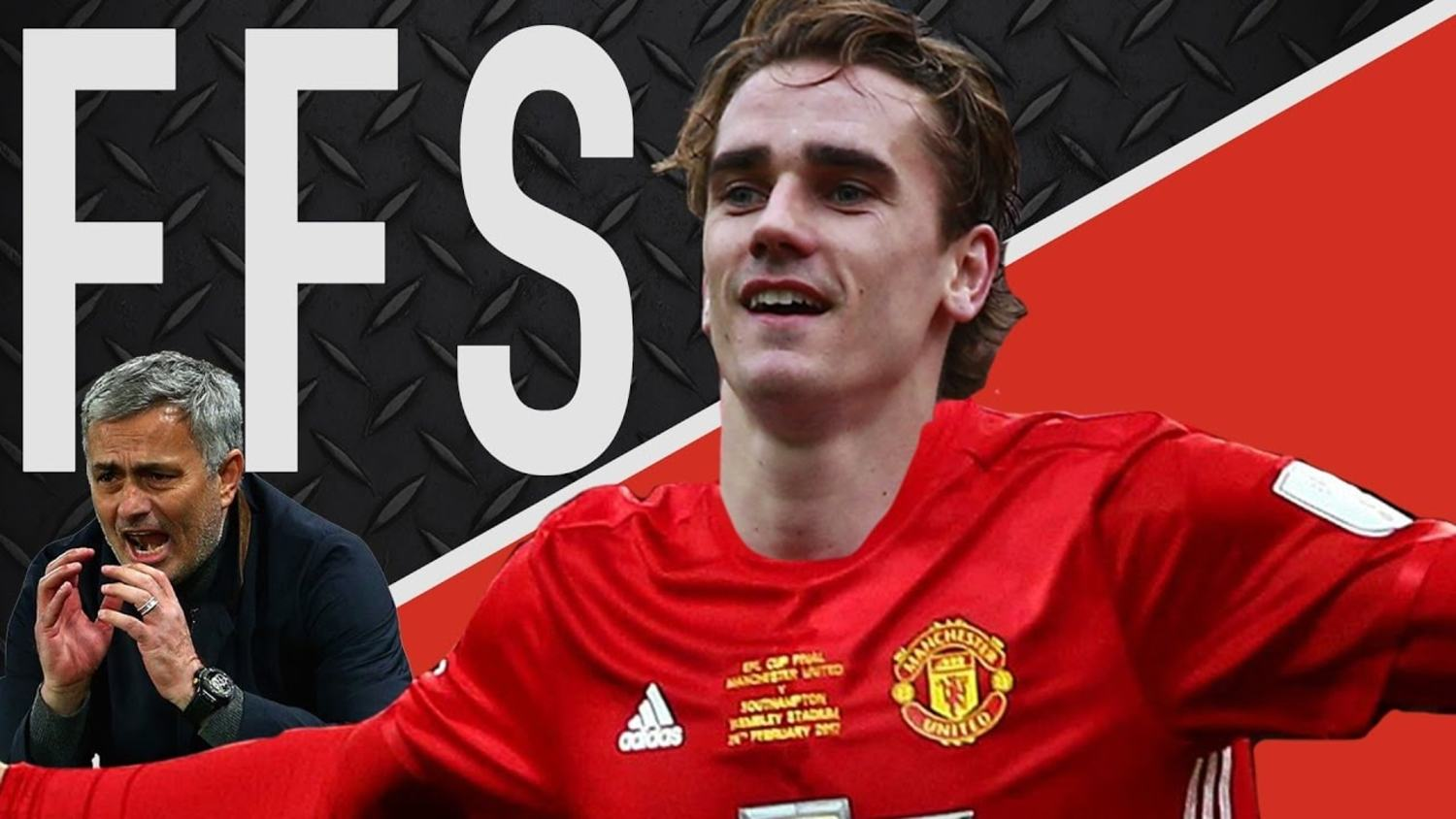 Is Griezmann Really The Answer For Manchester United? | FFS