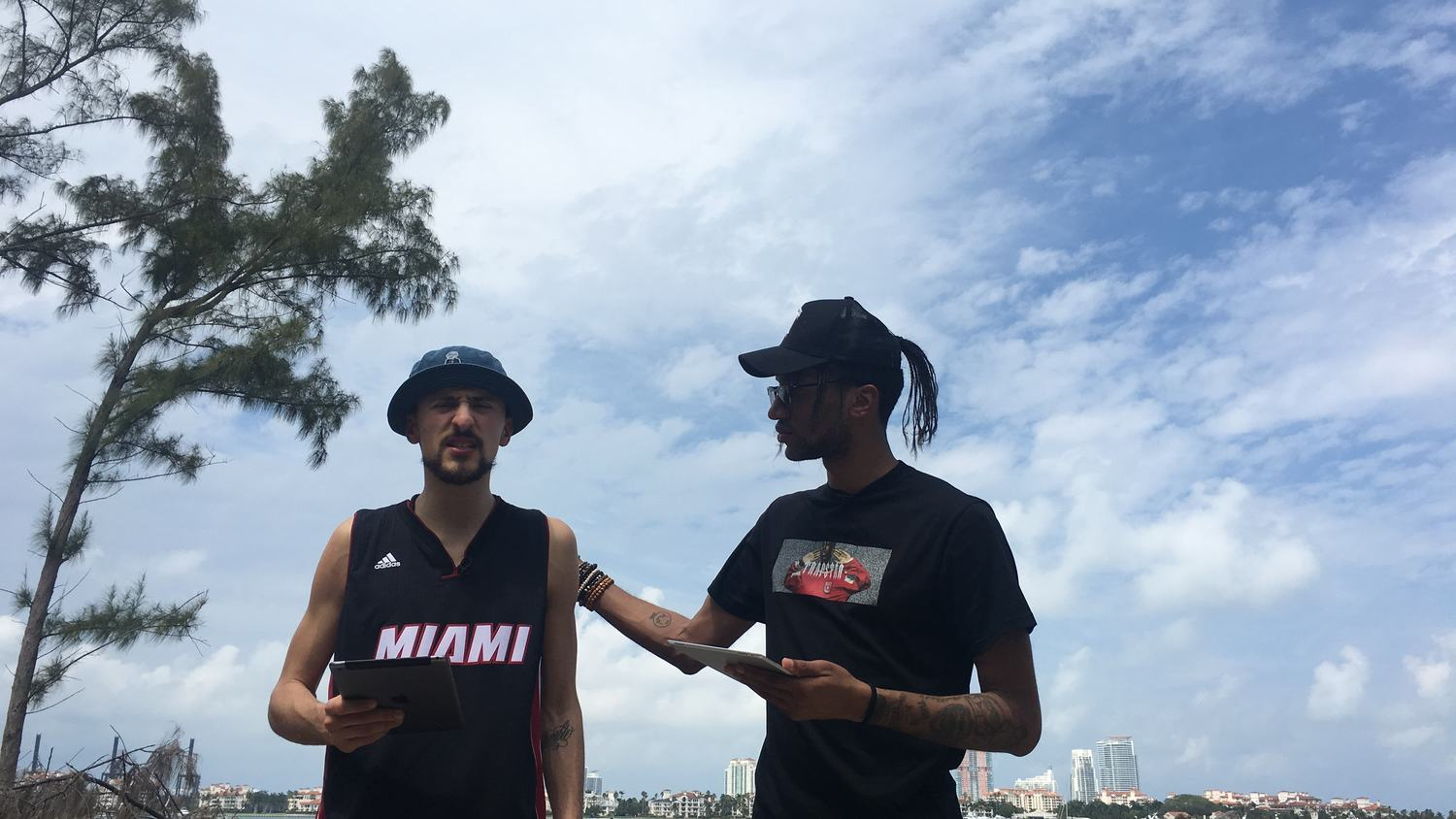 They're in Miami B**ch! | Have A Nice Tour