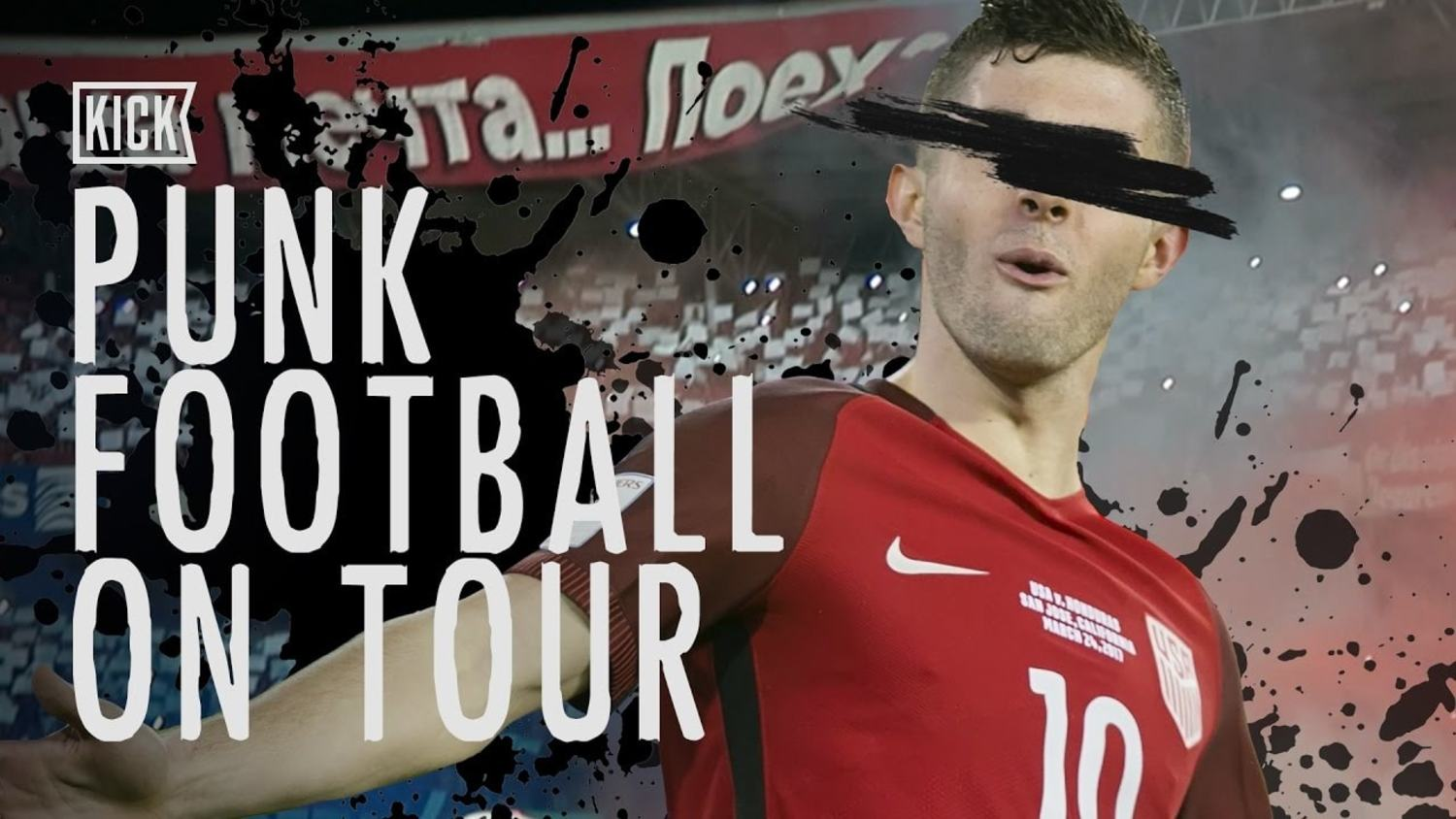 Panama vs USA- Punk Football On Tour: Volume 1