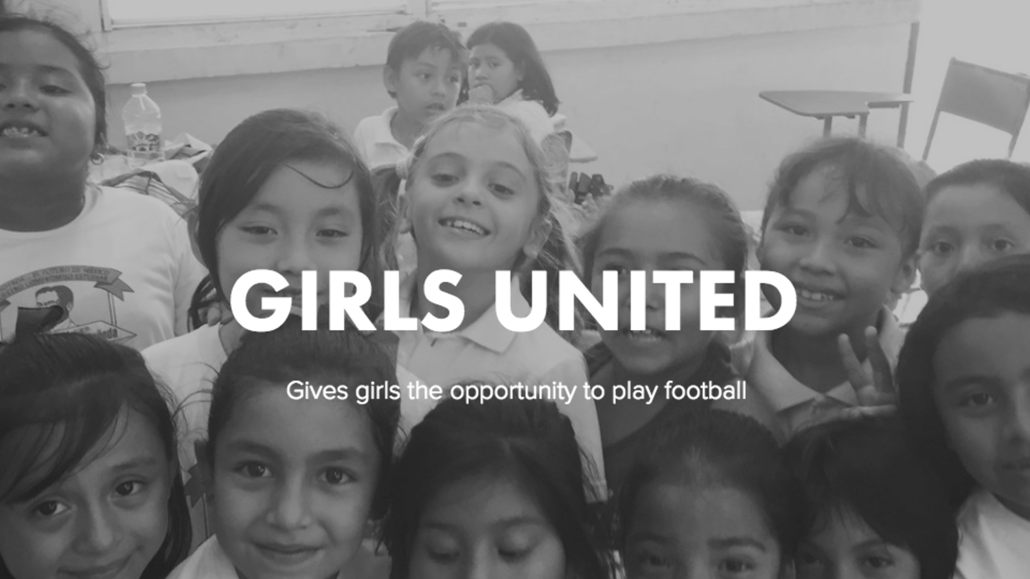 Grassroots Goals with Girls United FA