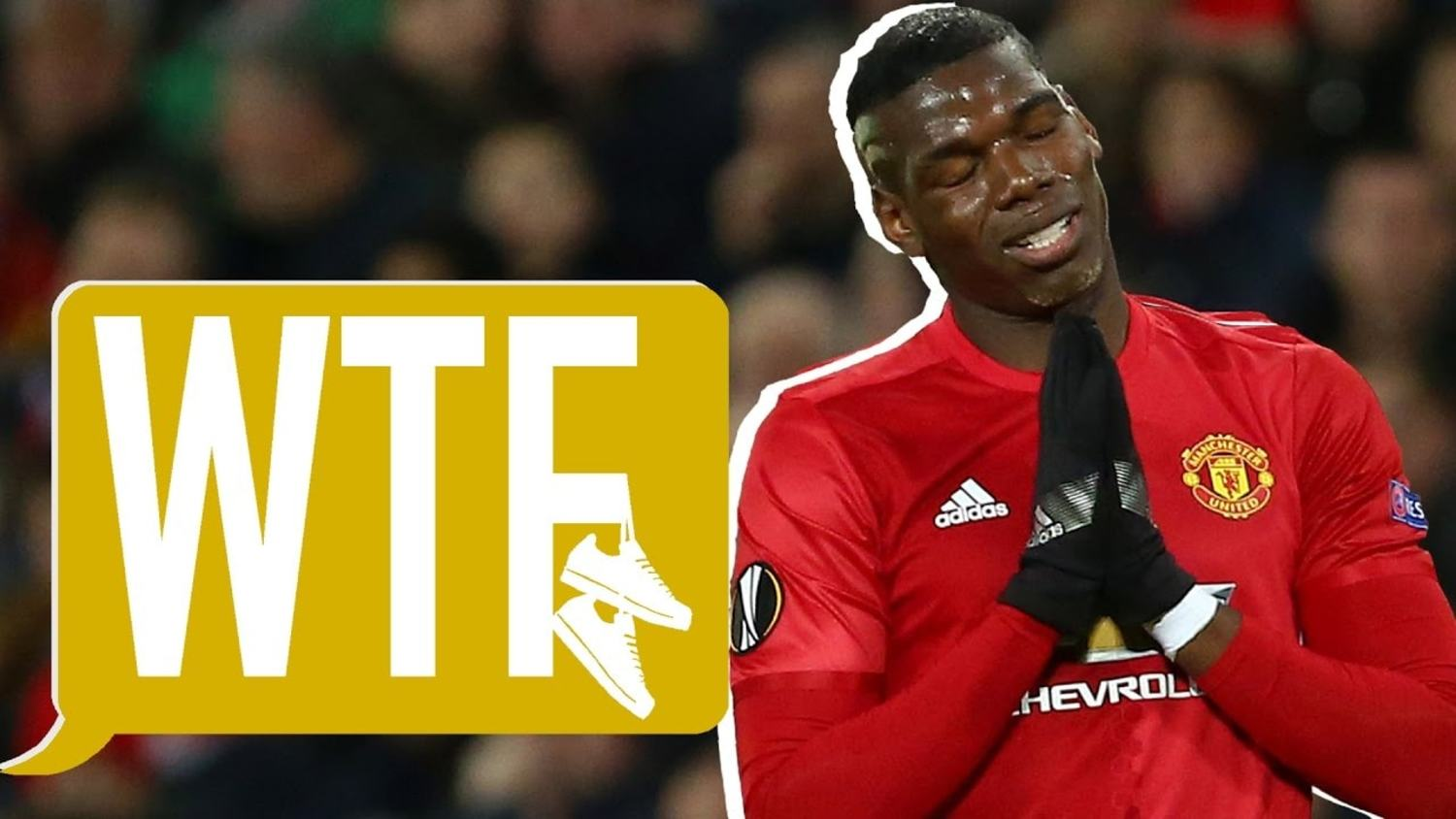 Manchester United NEED Europa Title, Buffon Deserves UCL | WTF
