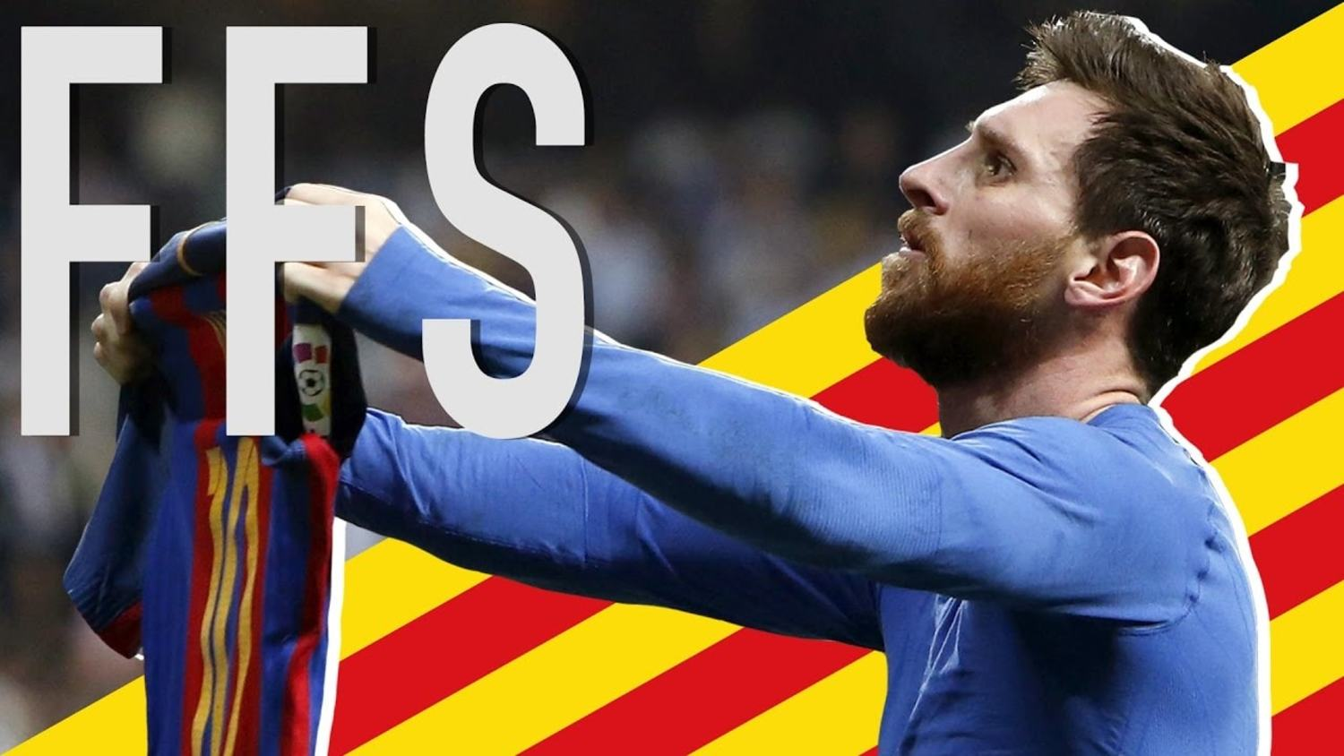500 Reasons Messi Is The Best | FFS
