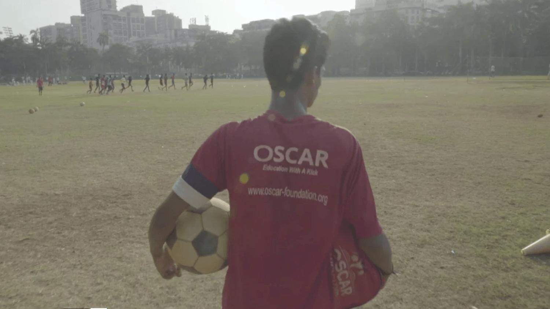Oscar foundation: Using football for social change
