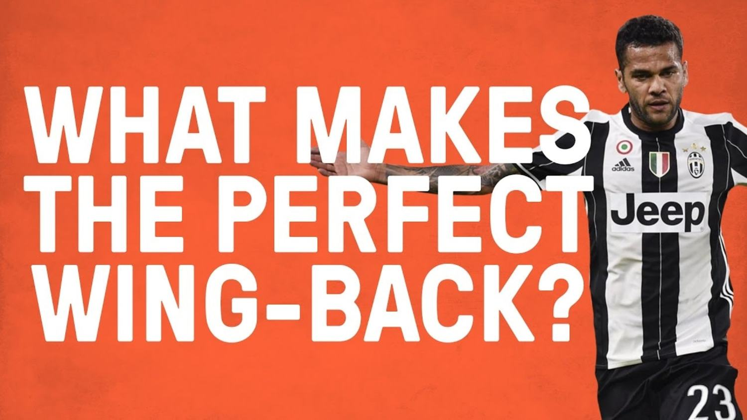 What Makes The Perfect Wing-Back?