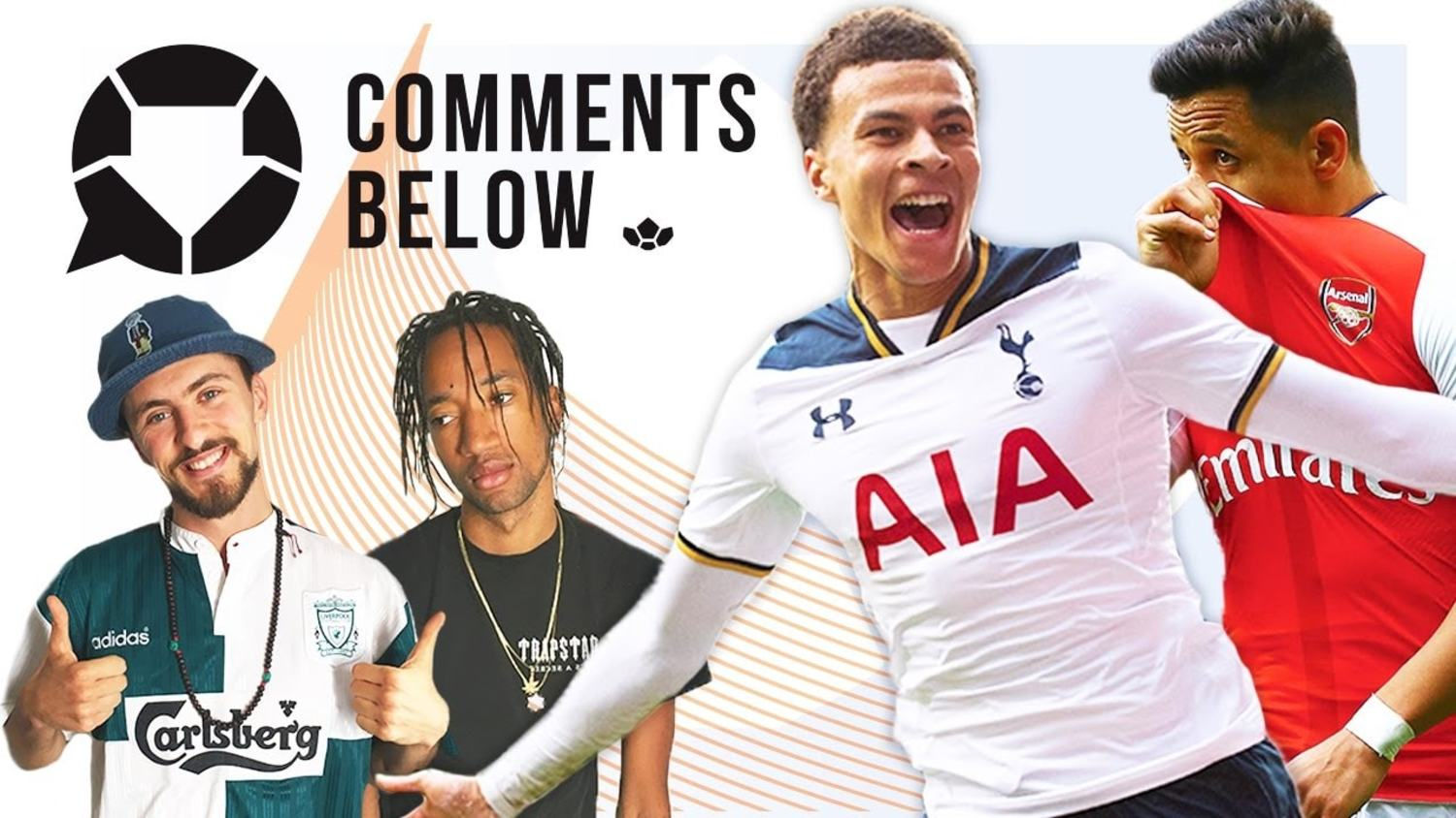 Are Spurs now a bigger club than Arsenal? | Comments Below