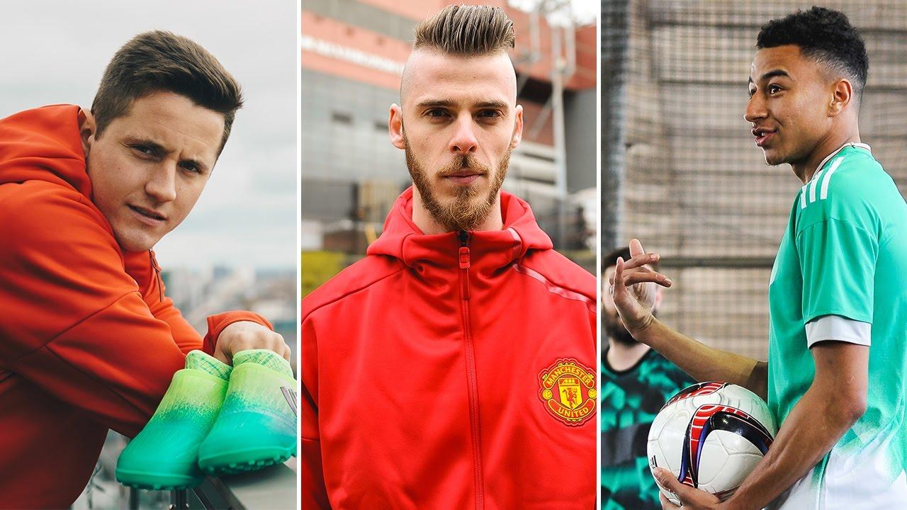Man United: Bigger Than The City ft. De Gea, Lingard & Herrera   Europa Nights #NeverFollow