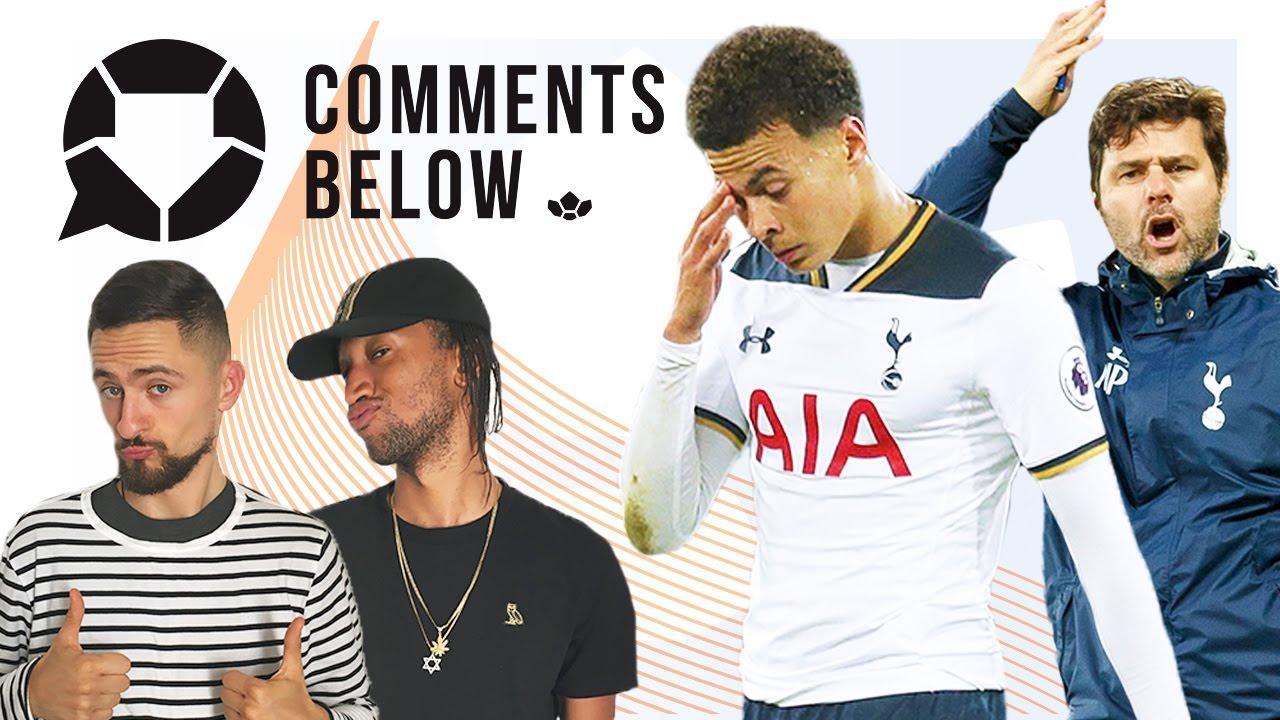 Did Spurs 'Bottle' The Premier League Again? | Comments Below