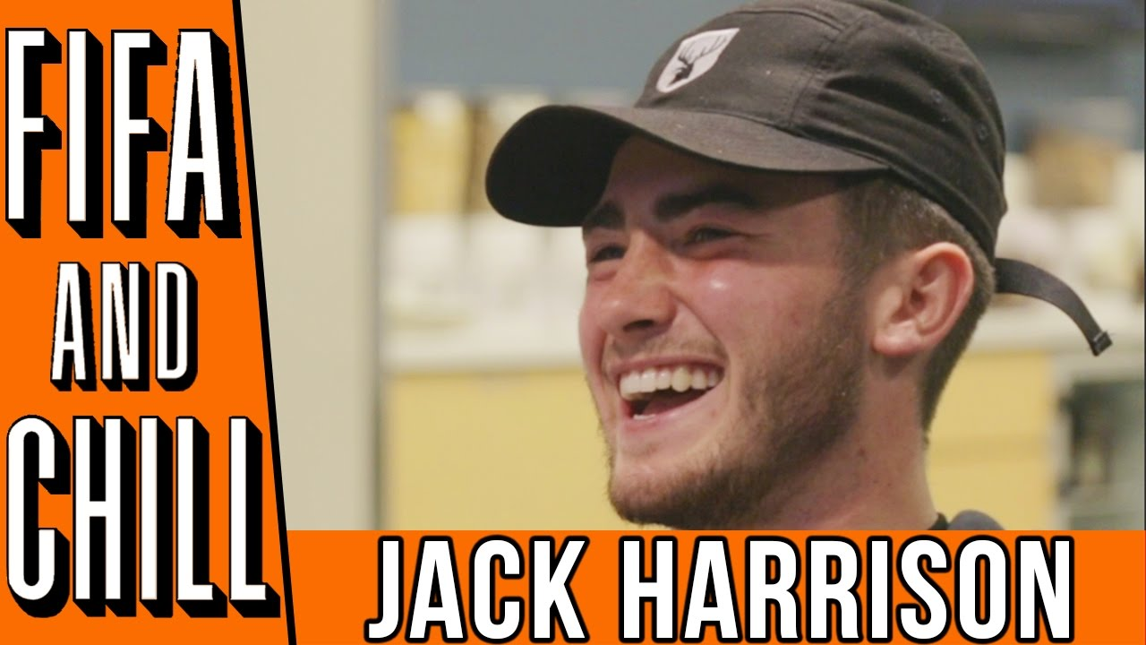 FIFA and Chill With Jack Harrison | Vuj & Timbsy Present!