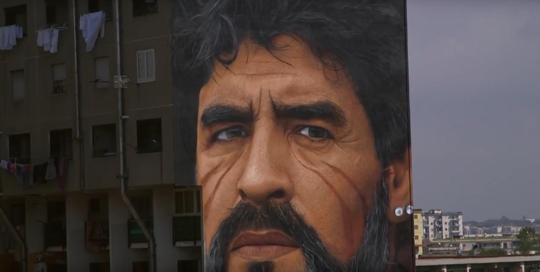 Diego Maradona: The God of Naples
