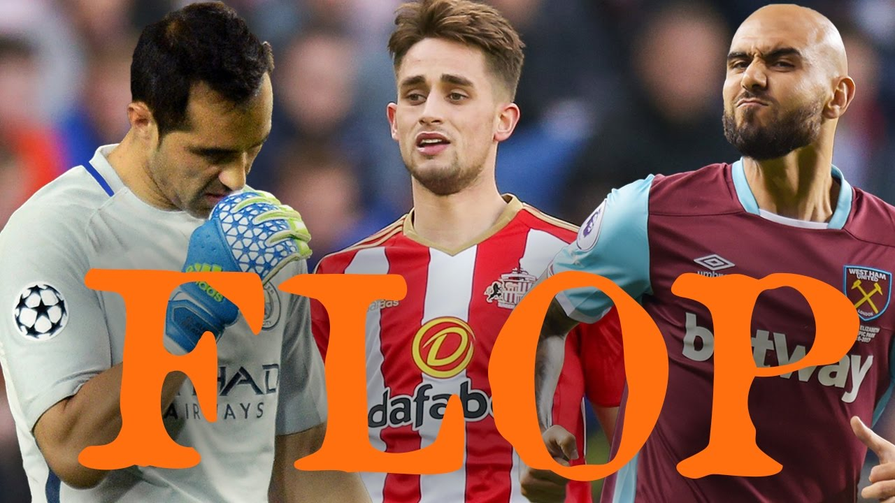 10 Most Embarrassing Signings Of The Season