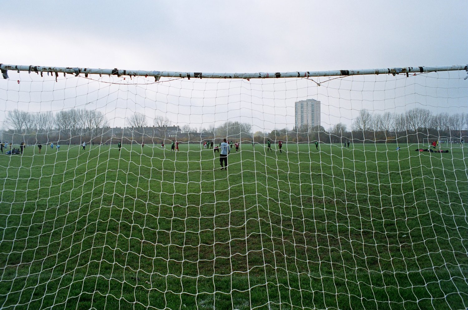 The Birth of the London Festival of Football Writing