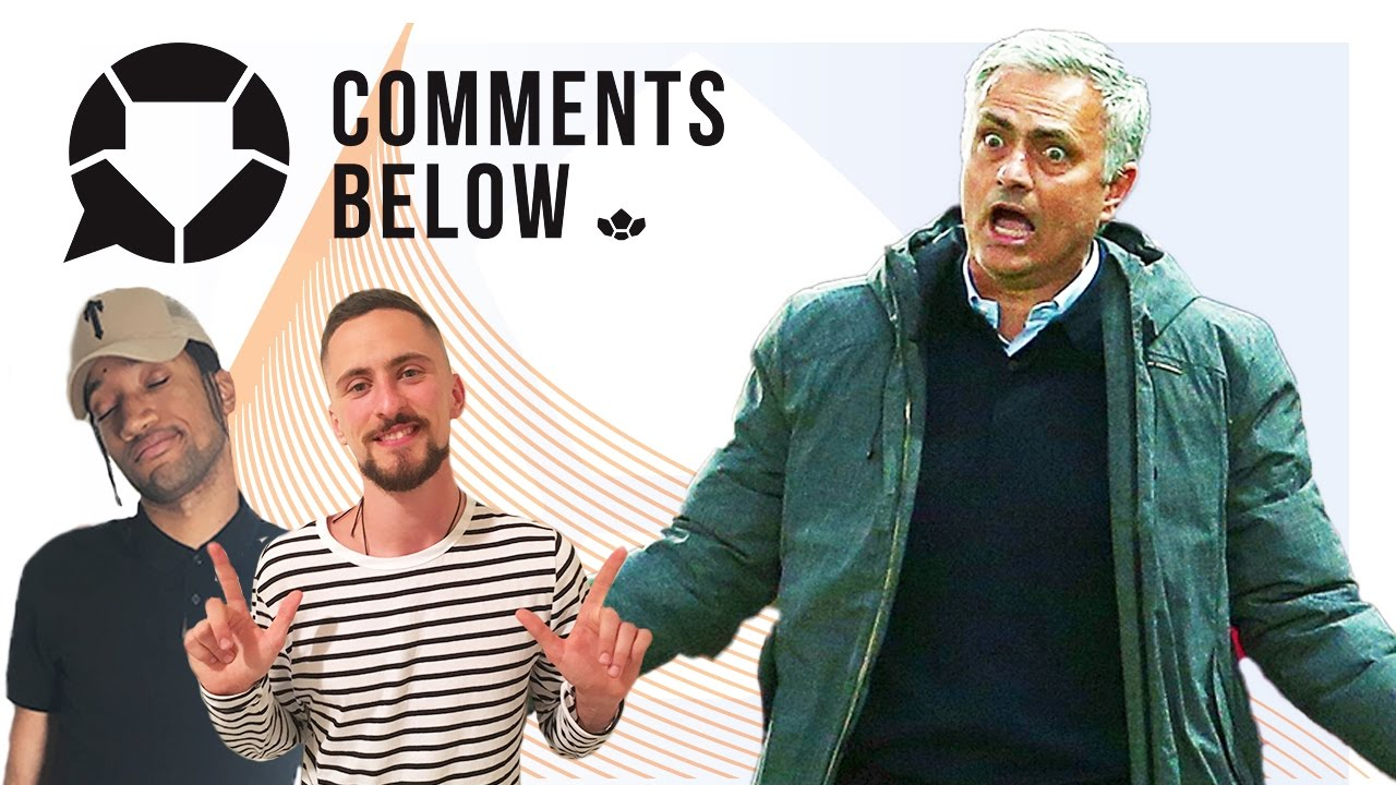 Mourinho Has To Win The Europa League To Save His Job | Comments Below