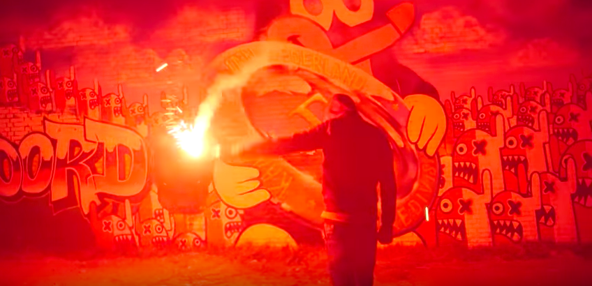 How Feyenoord nearly messed it up… then set their city on fire