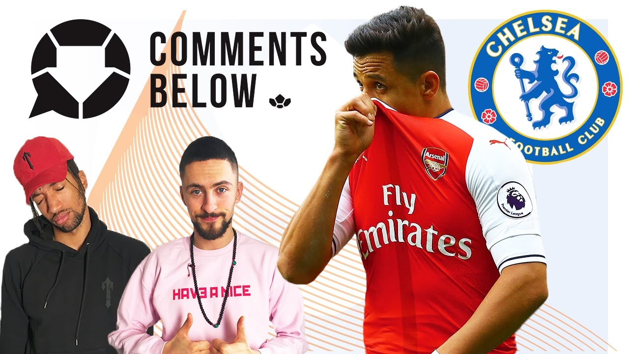 Champions Chelsea to Lure Sanchez Away from Arsenal? | Comments Below