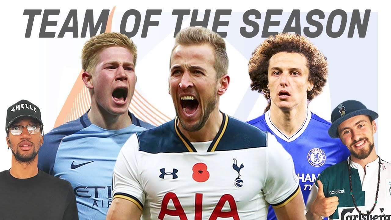 Revealed: Premier League Team of the Season