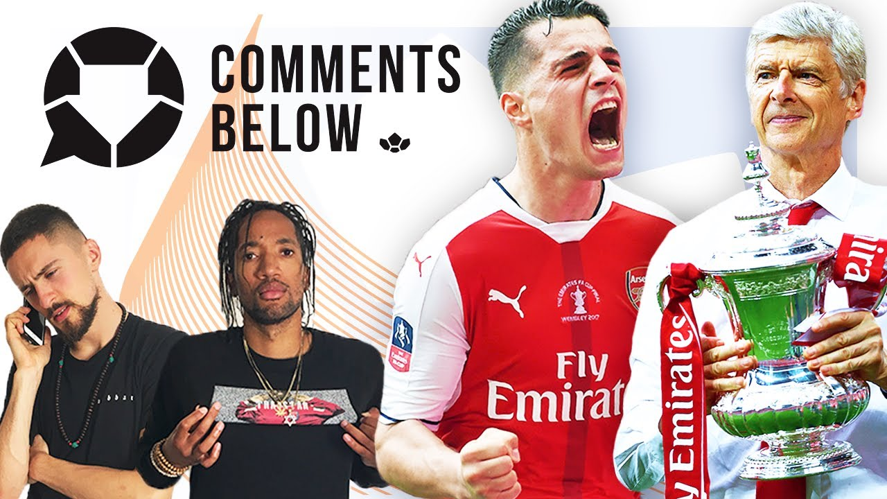 Did Arsenal's FA Cup Win Rescue Their Season? | Comments Below
