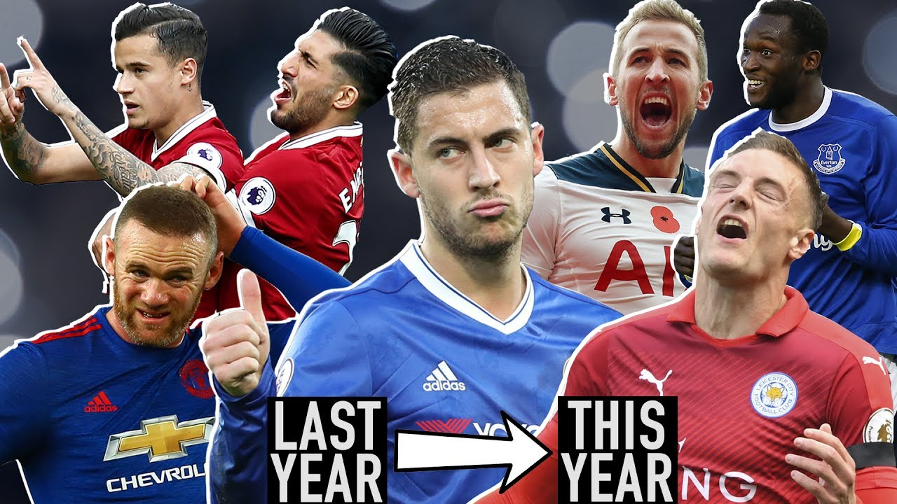 Premier League: What A Difference A Year Makes?!