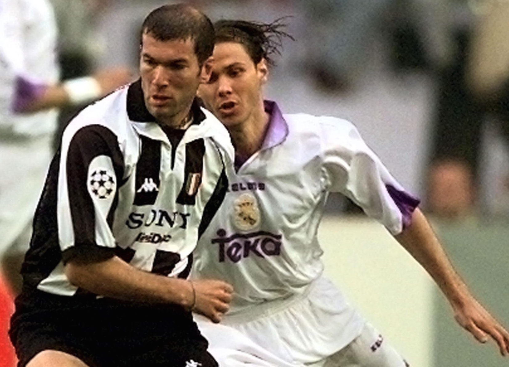 It could not get more special for Zidane