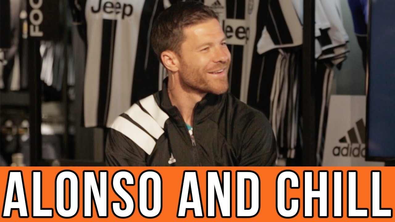 Xabi Alonso and Chill | Poet and Vuj Present!