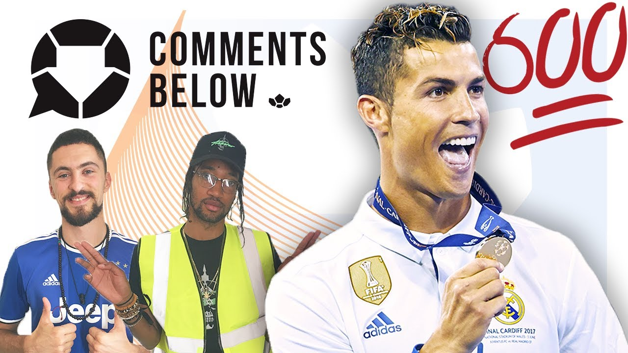 Ronaldo Confirms Greatness After Champions League Win | Comments Below