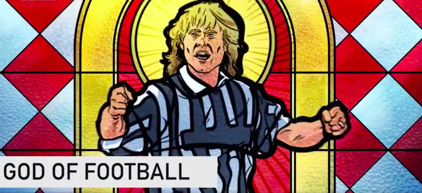 Pavel Nedvěd: God of Football
