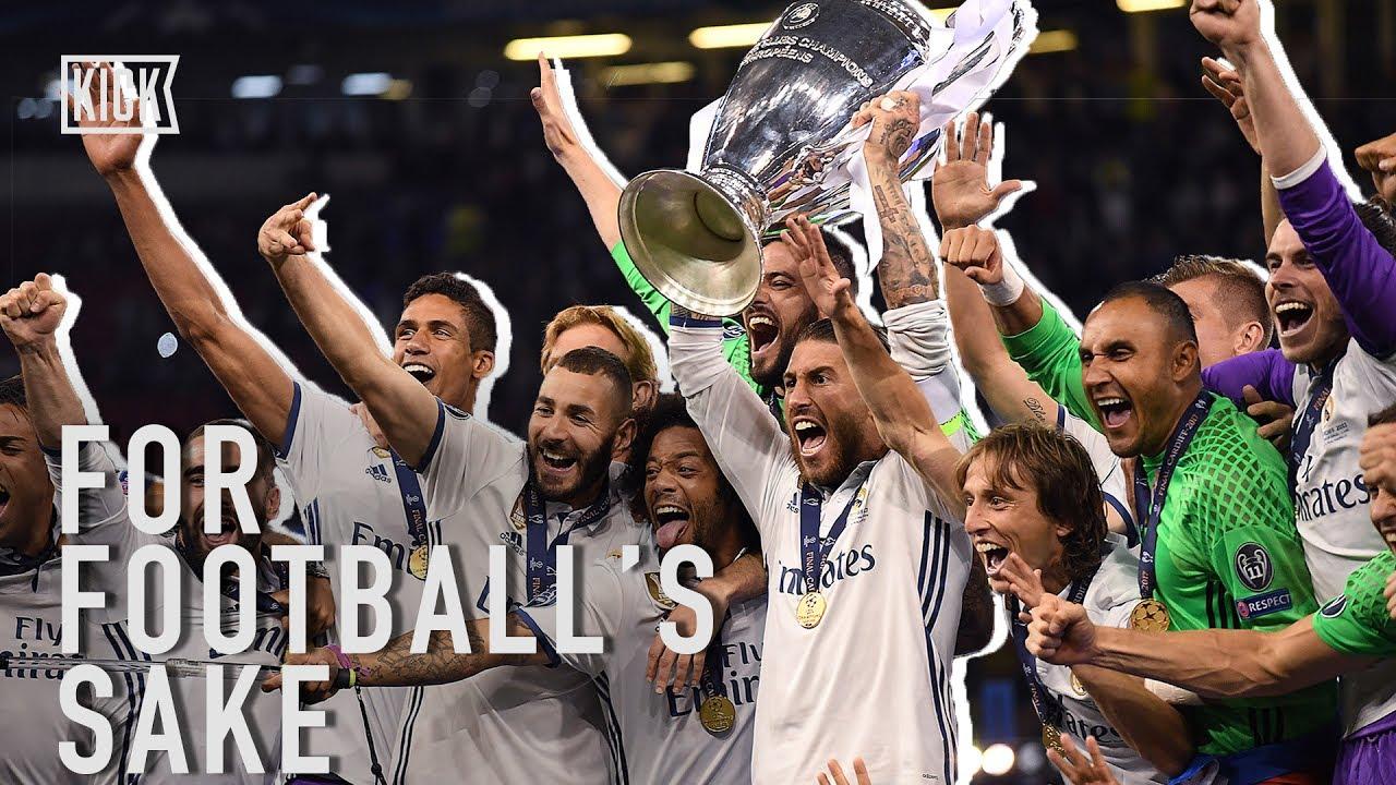 King Ronaldo, Ramos The Coward, And That Mandzukic Goal