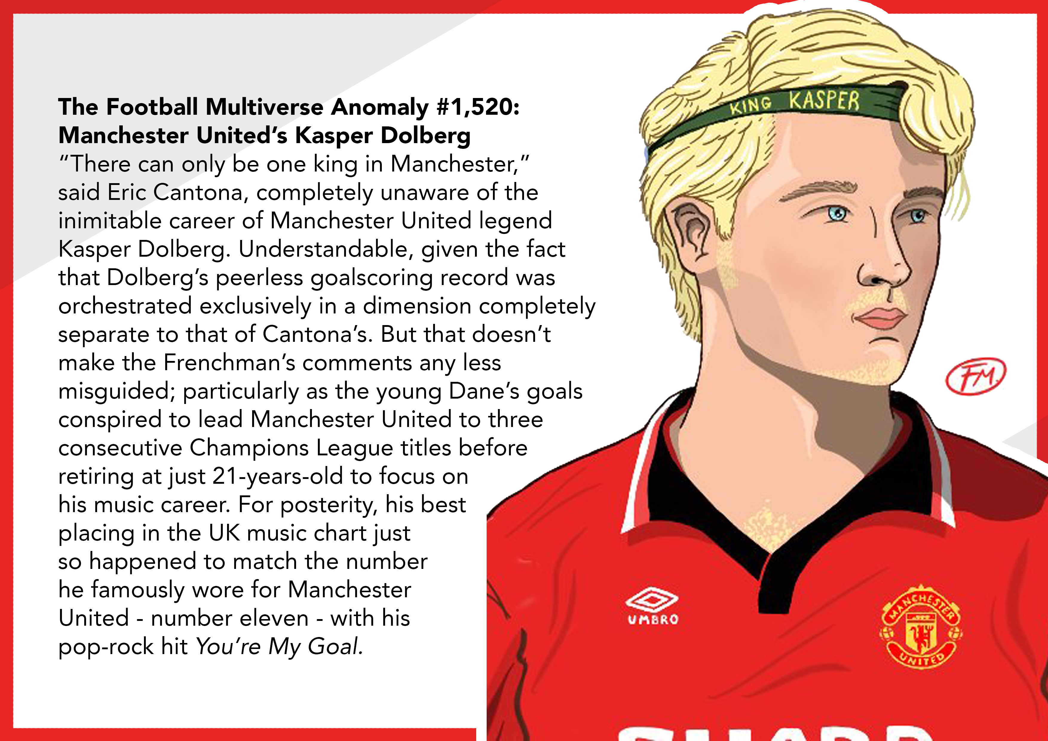 Dolberg to United?! | The Football Multiverse