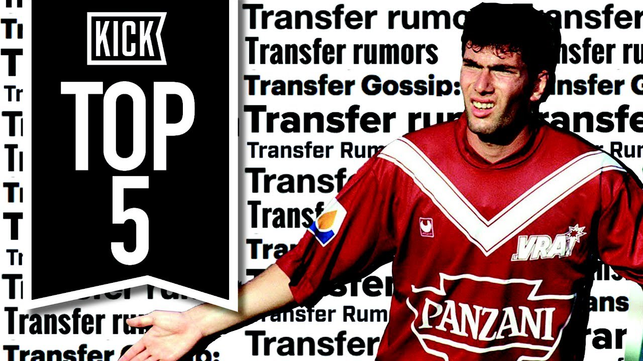 Top 5 Transfers That NEVER Happened
