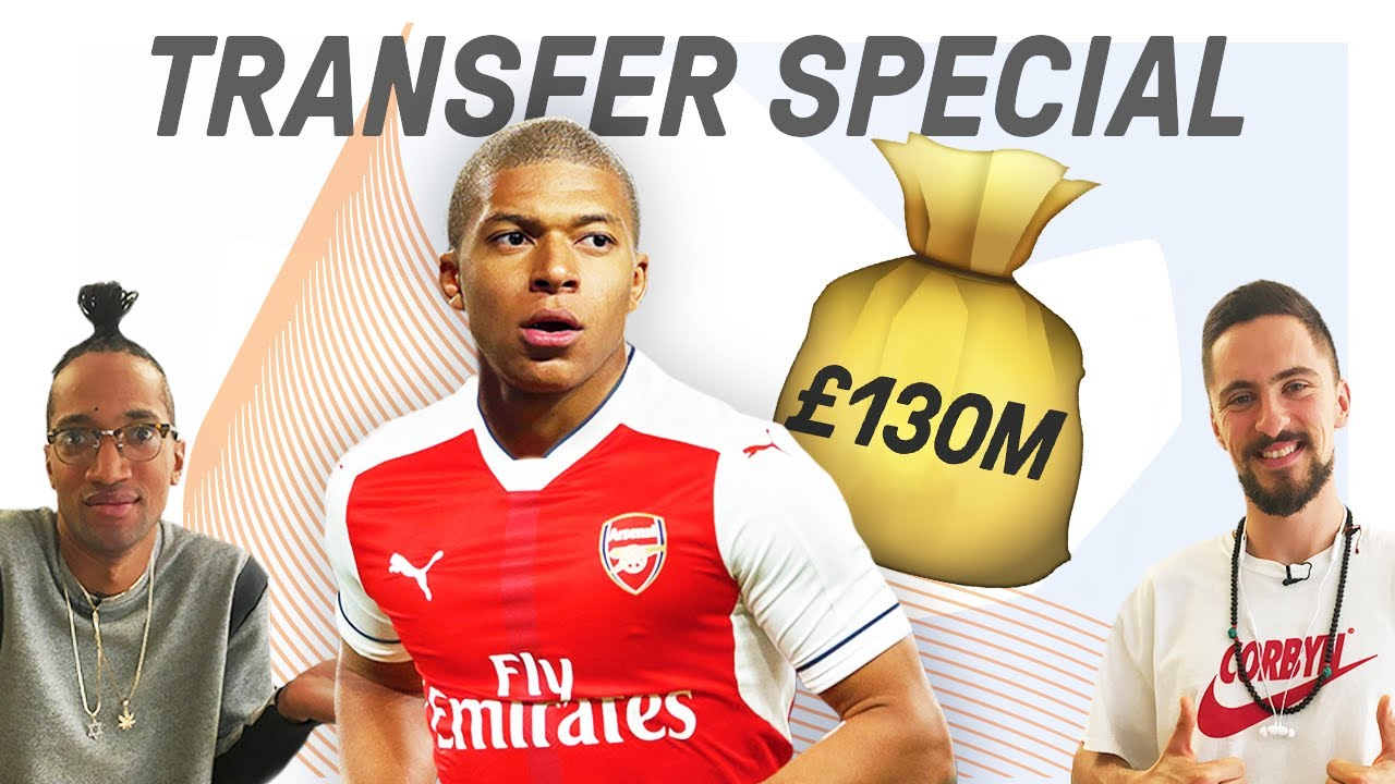 Arsenal to Splash £130 million on Mbappe? | Comments Below Transfer Special