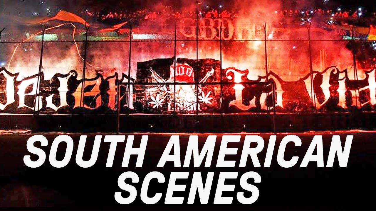 What A South American Football Atmosphere Feels Like | Copa90 Showcase