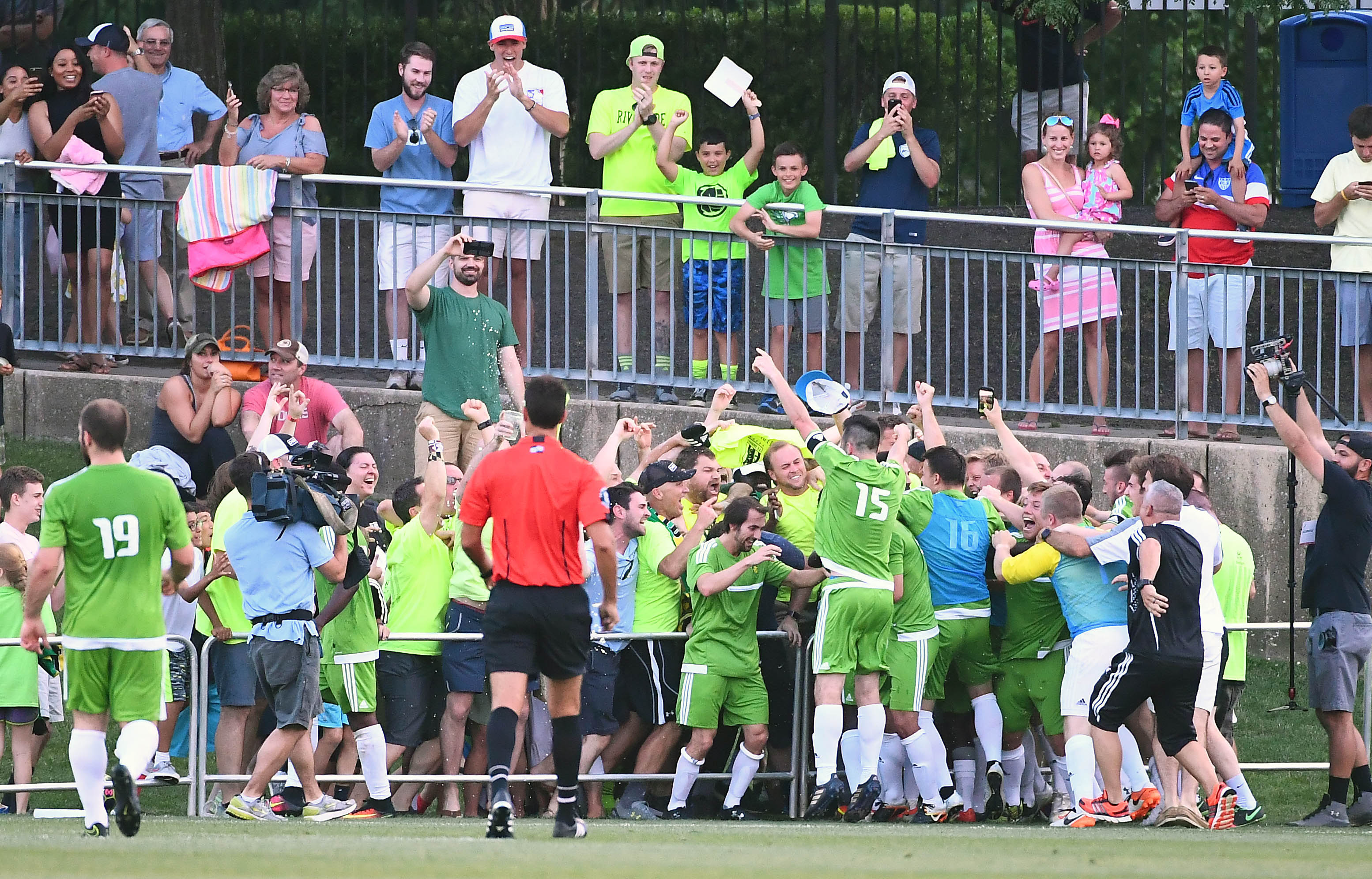 Top 5 Moments from the US Open Cup Fourth Round