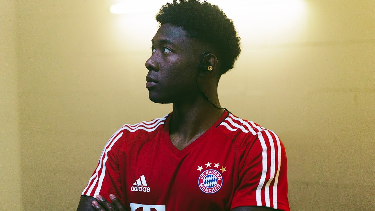 Why I Love Music with David Alaba