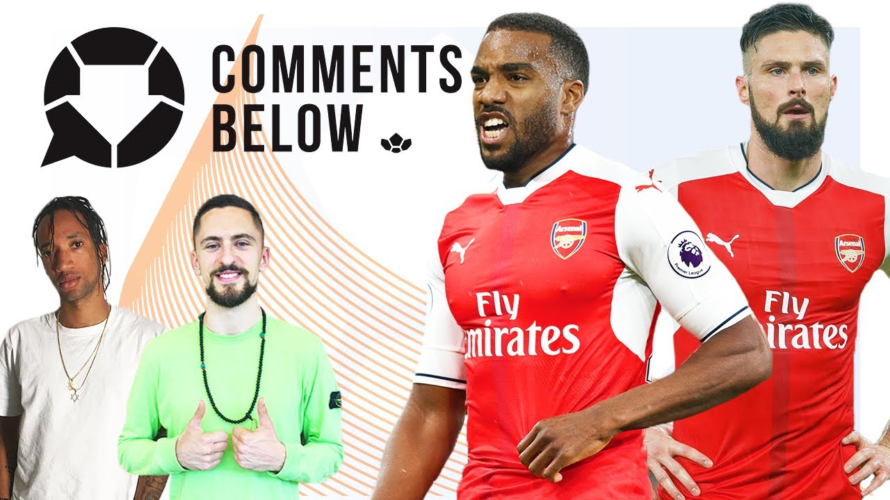 Arsenal to Swap Giroud for Lacazette? | Comments Below