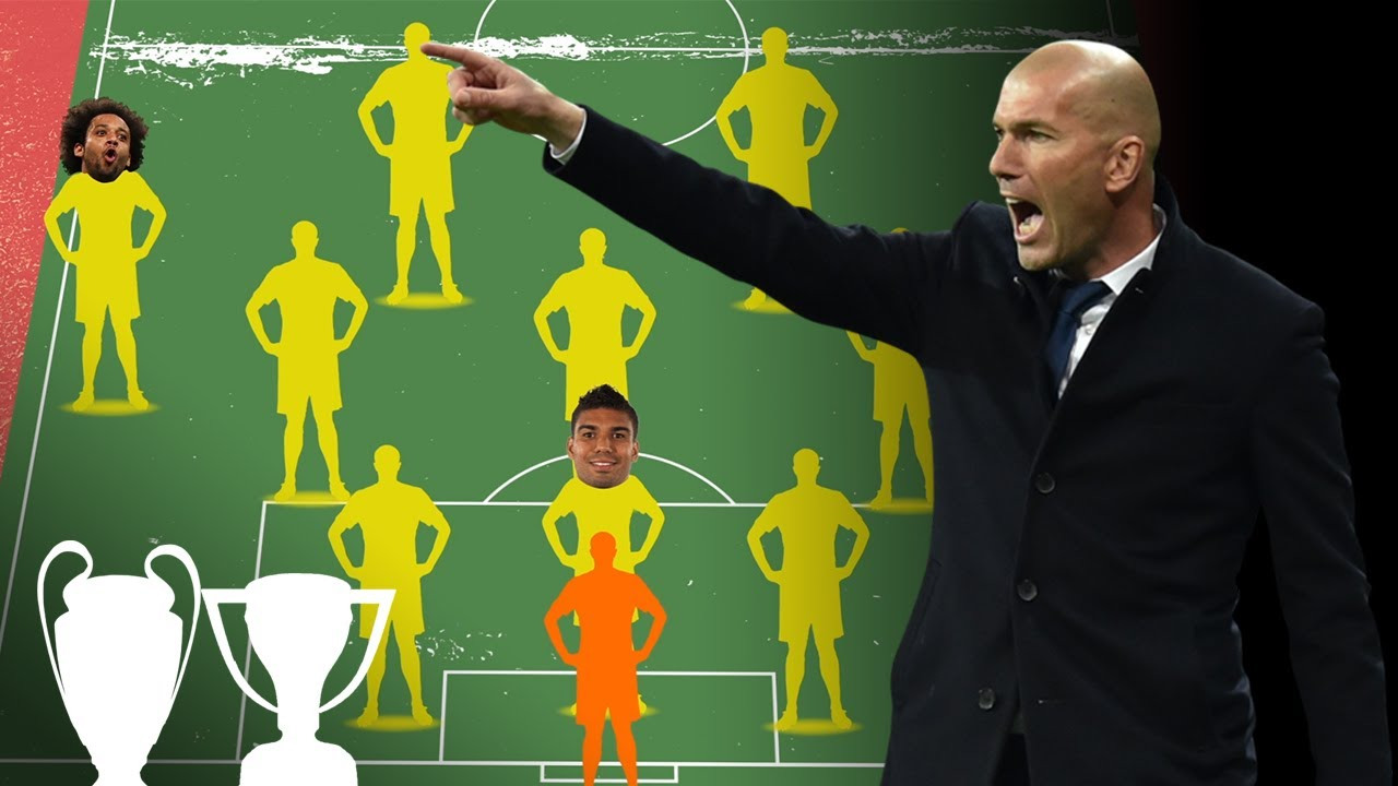 How Zidane's Tactics Proved The World Wrong
