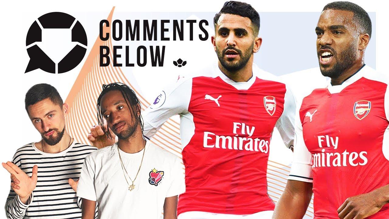 Mahrez & Lacazette to Replace Sanchez at Arsenal? | Comments Below