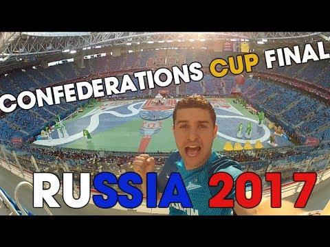 CONFEDERATIONS CUP FINAL  🇨🇱 #CHILE 0-1 #ALEMANIA 🇩🇪 ESPECTACULAR!  ⚽️ 🏆 ⚽️